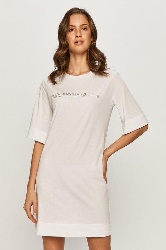 biały Emporio Armani - Sukienka Damski