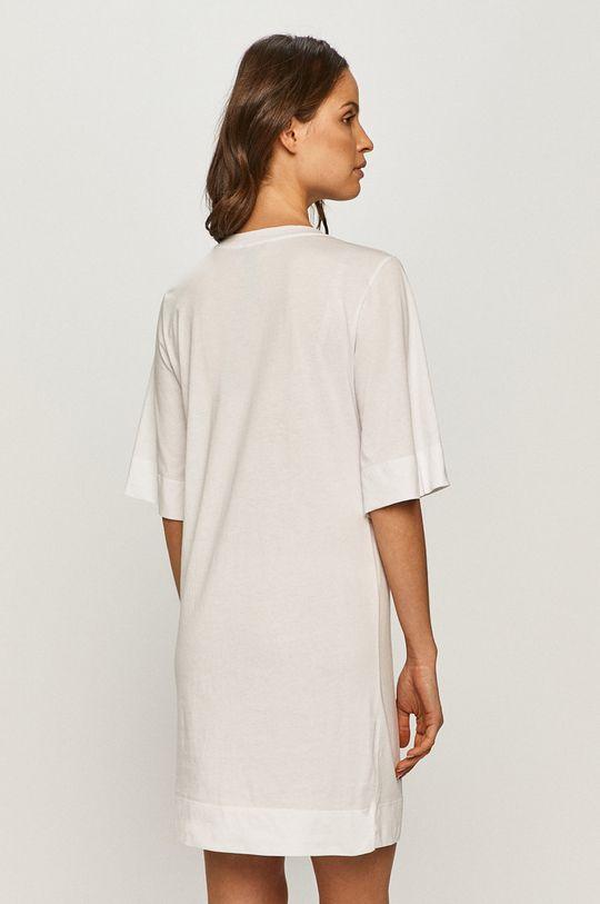 Emporio Armani - Sukienka biały