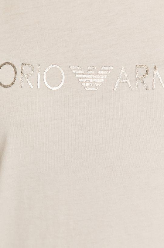 biały Emporio Armani - Sukienka