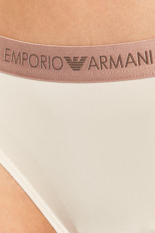 bílá Emporio Armani - Kalhotky