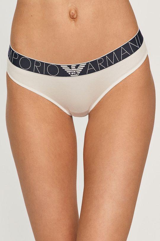 bílá Emporio Armani - Kalhotky (2-pack) Dámský
