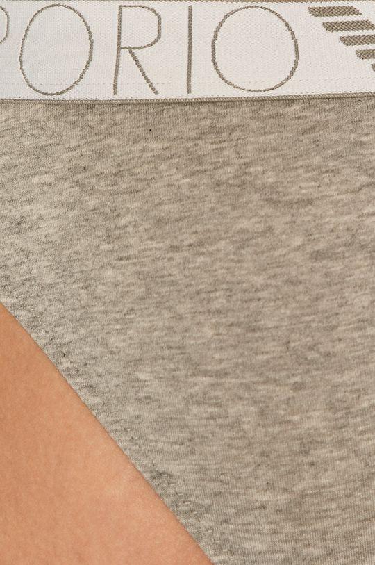 šedá Emporio Armani - Kalhotky (2-pack)