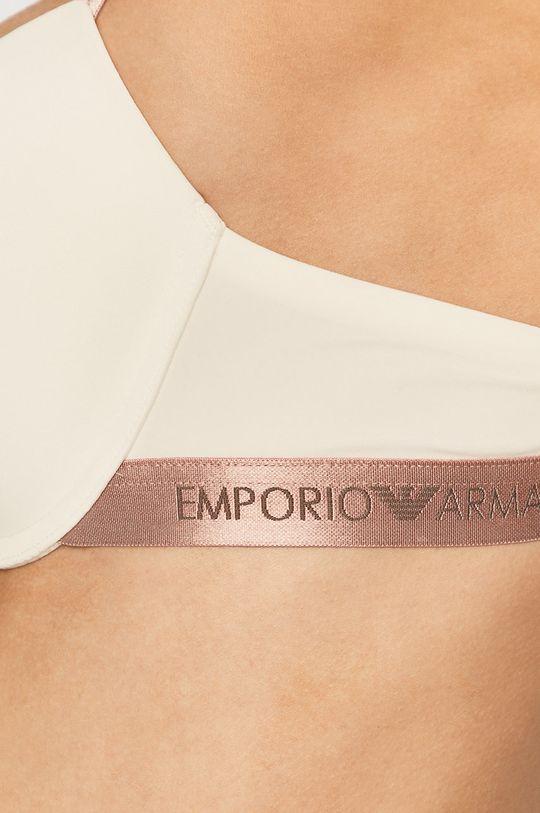 biela Emporio Armani - Podprsenka