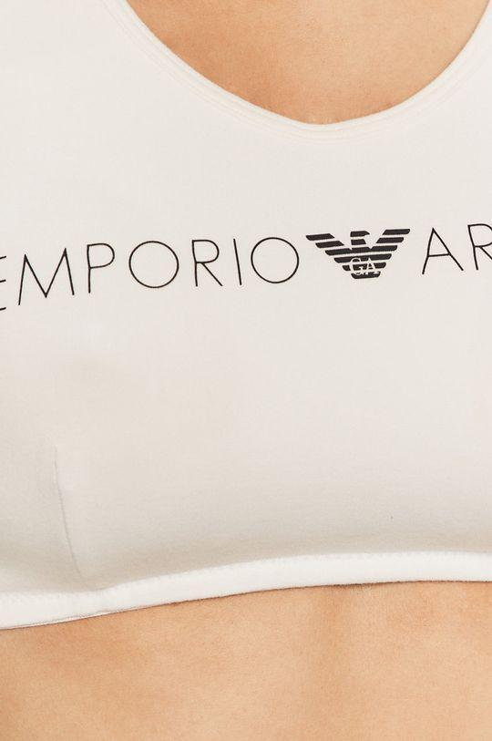 biela Emporio Armani - Športová podprsenka