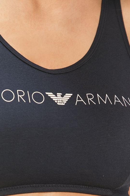námořnická modř Emporio Armani - Sportovní podprsenka