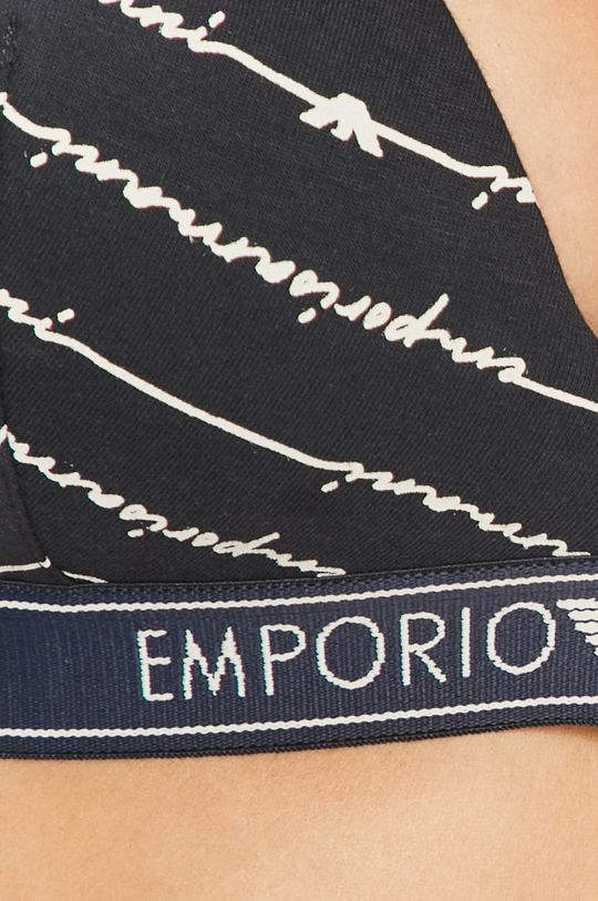 námořnická modř Emporio Armani - Podprsenka