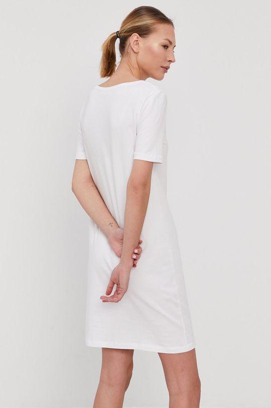 Emporio Armani - Koszula nocna biały