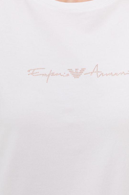 biały Emporio Armani - Koszula nocna