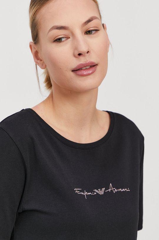 Emporio Armani - Nočná košeľa  95% Bavlna, 5% Elastan