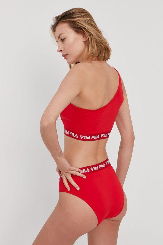 czerwony Fila - Strój kąpielowy