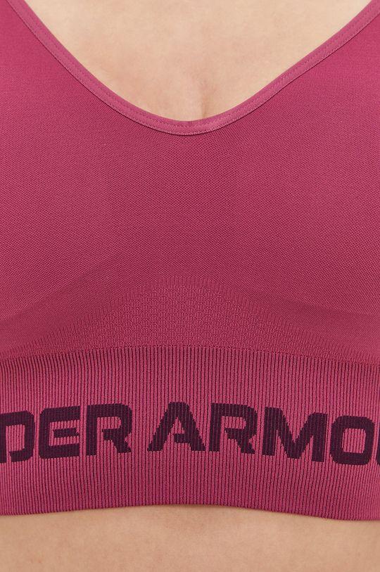 Under Armour - Športová podprsenka  1. látka: 12% Elastan, 88% Polyester 2. látka: 26% Elastan, 74% Polyester
