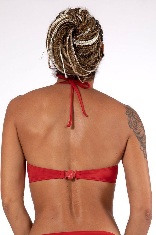 Dorina - Biustonosz kąpielowy MANSOUR czerwony