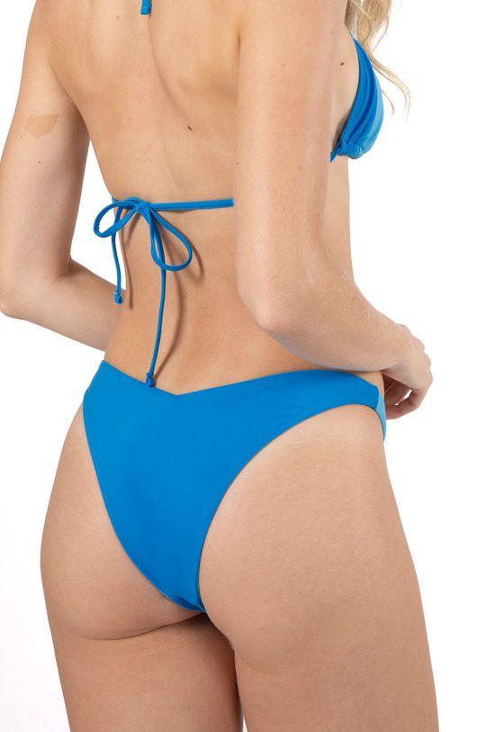 Dorina - Plavkové kalhotky Palm modrá