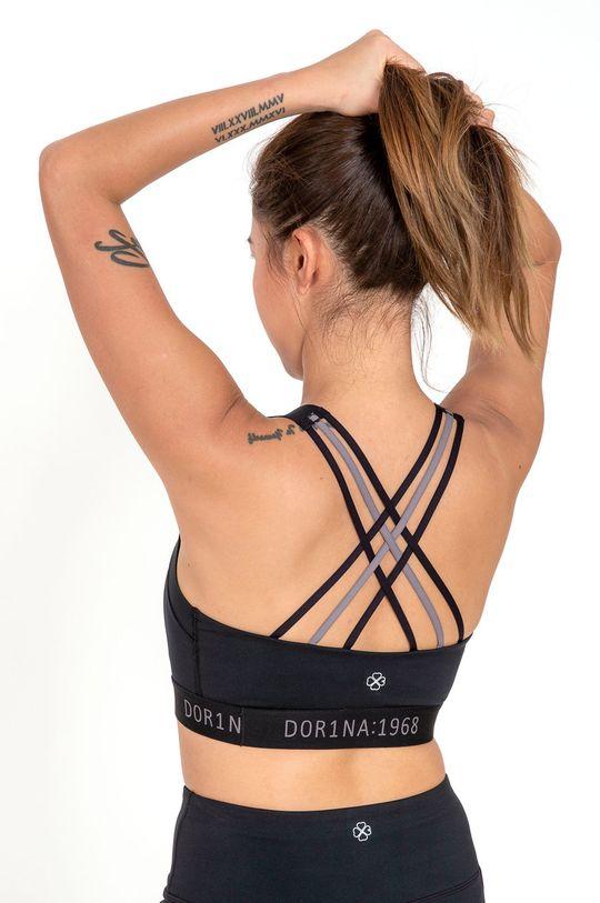 Dorina - Biustonosz sportowy Enhance czarny