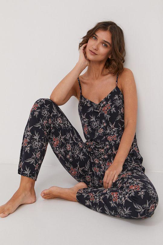 Marc O'Polo - Spodnie piżamowe 6 % Elastan, 94 % Lyocell