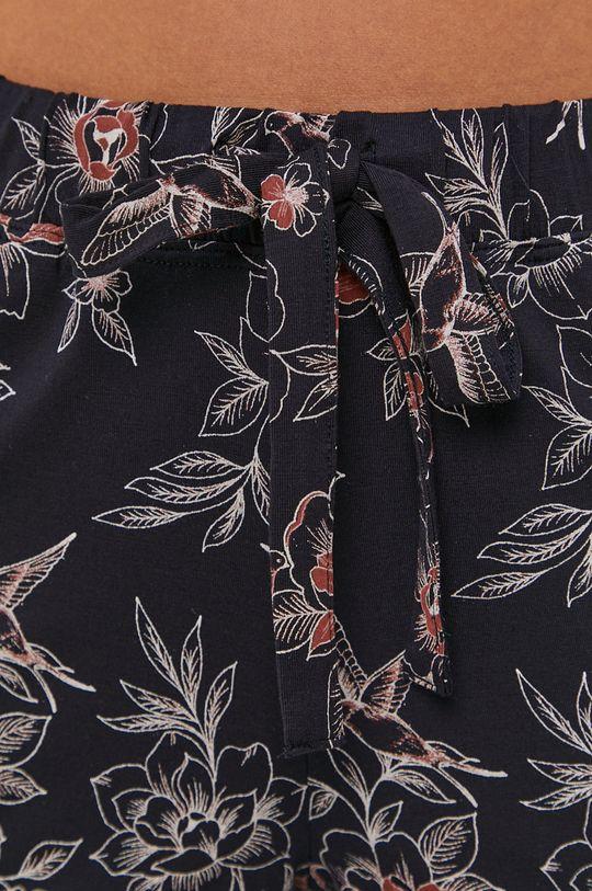 granatowy Marc O'Polo - Spodnie piżamowe