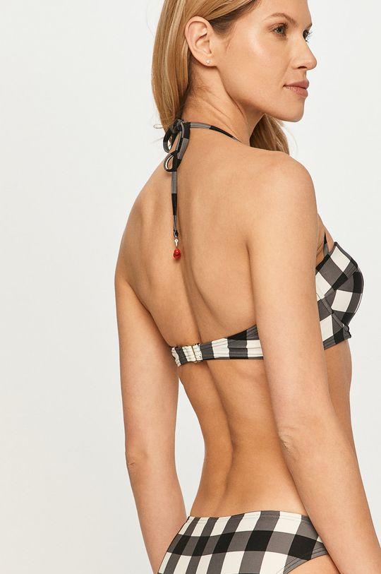 Kate Spade - Plavková podprsenka čierna