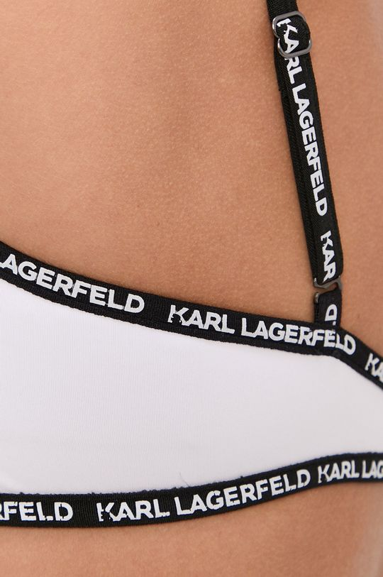 bílá Karl Lagerfeld - Plavková podprsenka