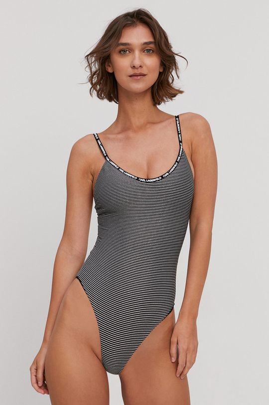 čierna Karl Lagerfeld - Plavky Dámsky