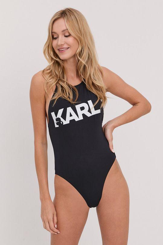 černá Karl Lagerfeld - Plavky Dámský