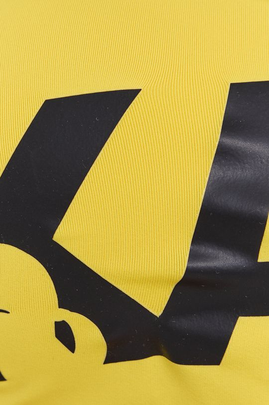 żółty Karl Lagerfeld - Biustonosz kąpielowy