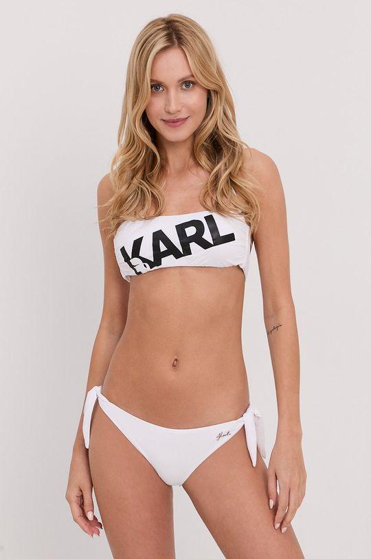 Karl Lagerfeld - Plavkové nohavičky  Podšívka: 16% Elastan, 84% Polyamid Základná látka: 18% Elastan, 82% Polyamid