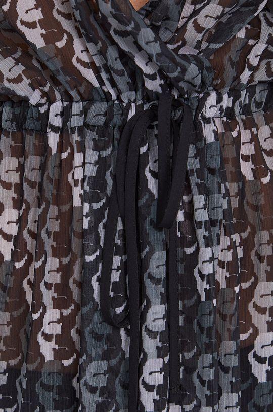 czarny Karl Lagerfeld - Sukienka plażowa