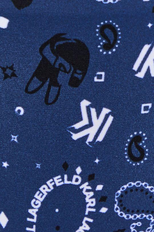 granatowy Karl Lagerfeld - Figi kąpielowe
