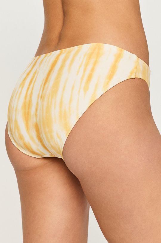 MICHAEL Michael Kors - Figi kąpielowe żółty