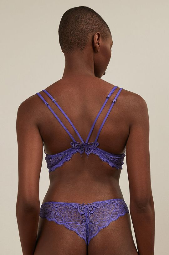 Undiz - Brazílske nohavičky DAYDREAMIZ fialová