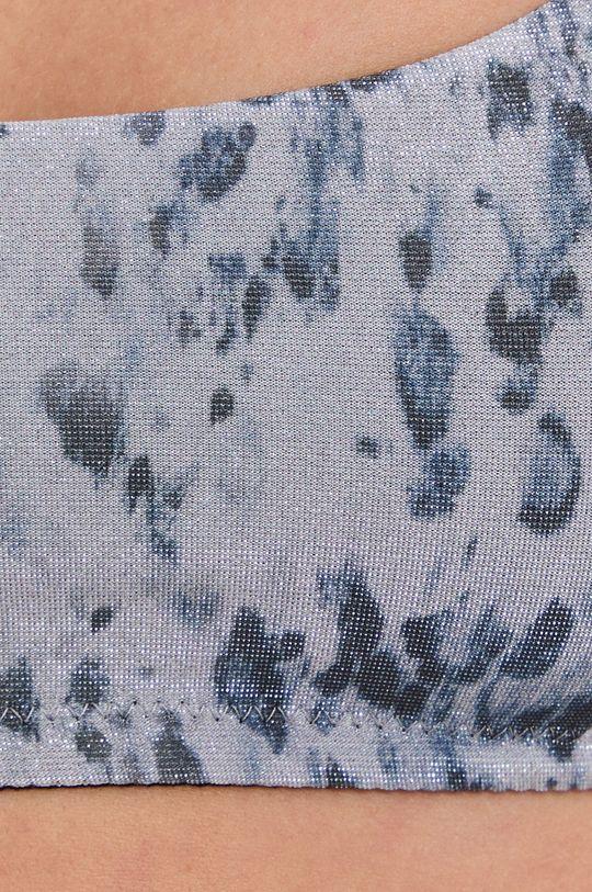 světle modrá AllSaints - Plavková podprsenka