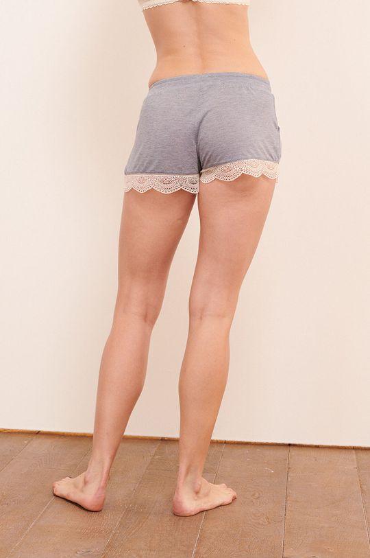 Etam - Szorty piżamowe Warm Day Materiał 1: 50 % Poliester, 50 % Wiskoza, Materiał 2: 12 % Elastan, 88 % Poliamid