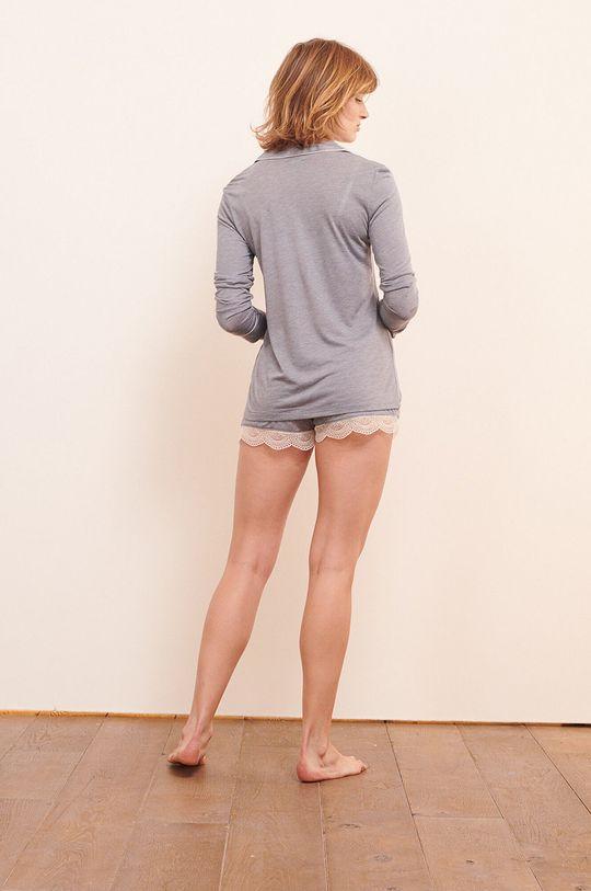 ciemny turkusowy Etam - Szorty piżamowe Warm Day