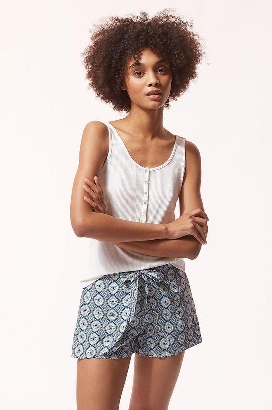světle modrá Etam - Pyžamové šortky Anya