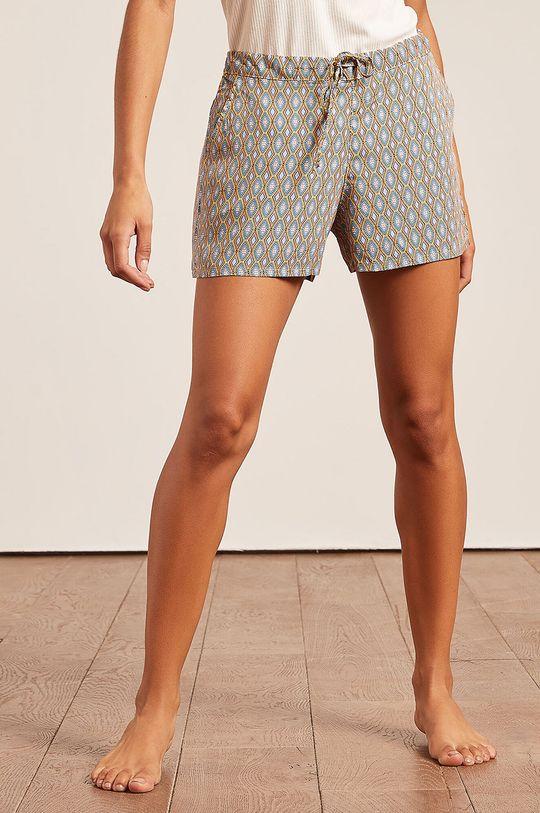 többszínű Etam - Rövid pizsama Acaica Női