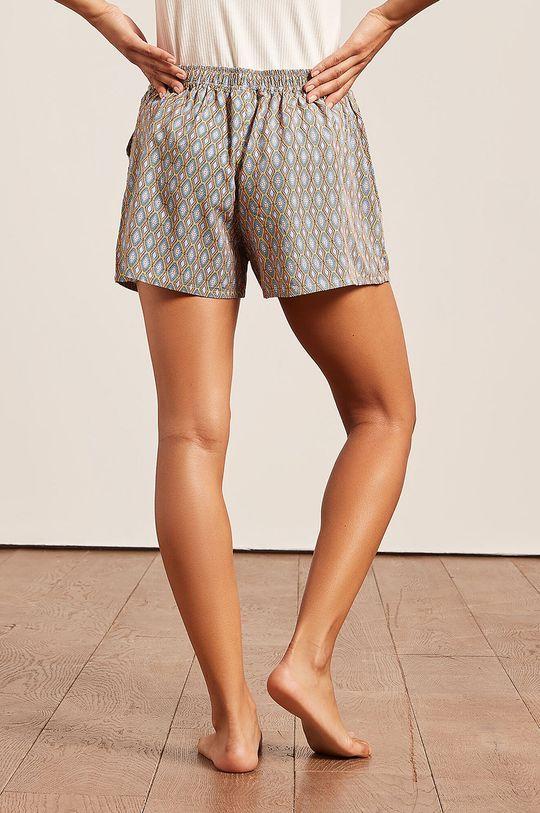 Etam - Rövid pizsama Acaica  100% viszkóz