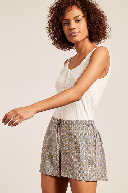 többszínű Etam - Rövid pizsama Acaica