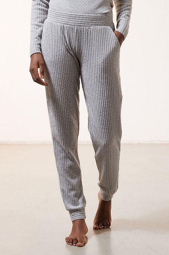 szary Etam - Spodnie piżamowe Darryl Damski