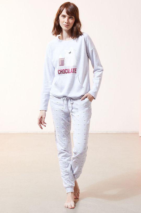 Etam - Pyžamové kalhoty Fred šedá