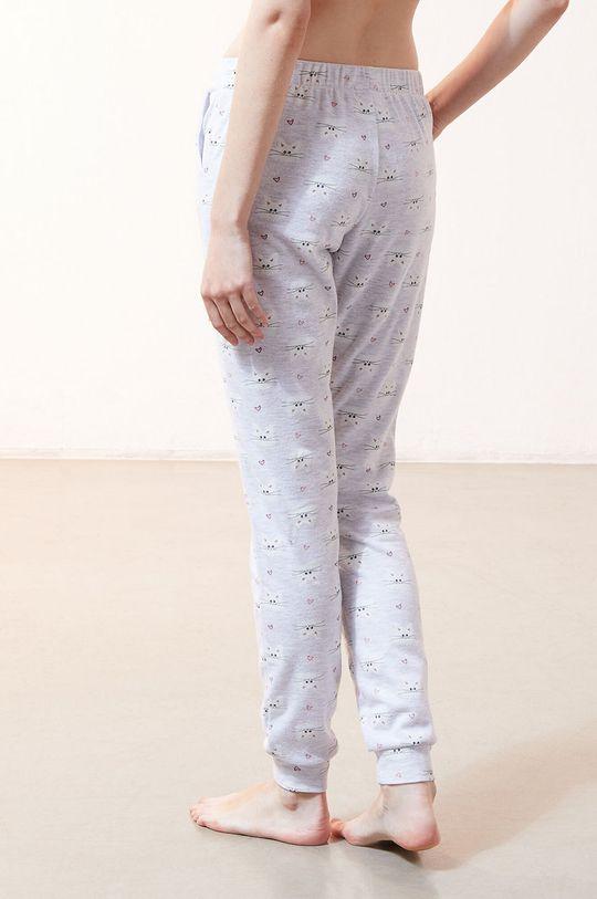 Etam - Pyžamové kalhoty Fred  35% Bavlna, 65% Polyester