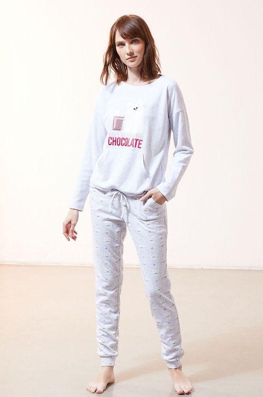 šedá Etam - Pyžamové kalhoty Fred