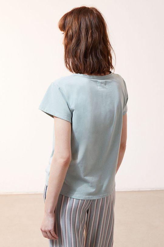 Etam - T-shirt piżamowy Foco 100 % Bawełna