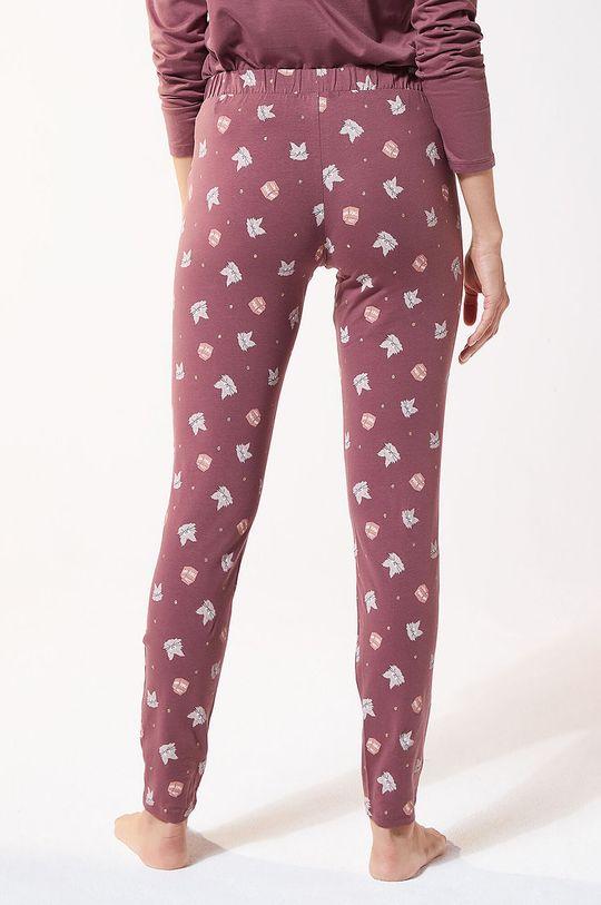 Etam - Legginsy piżamowe Finn 95 % Bawełna, 5 % Elastan