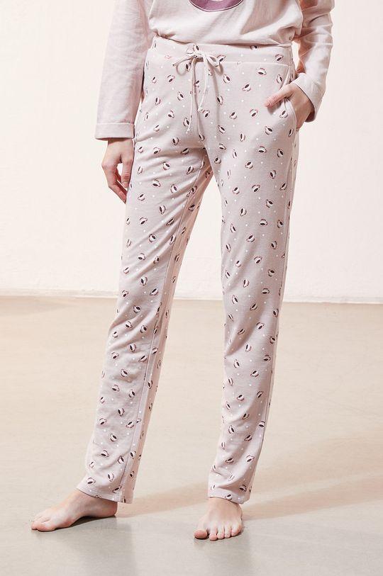 pastelová Etam - Pyžamové kalhoty FEDO Dámský