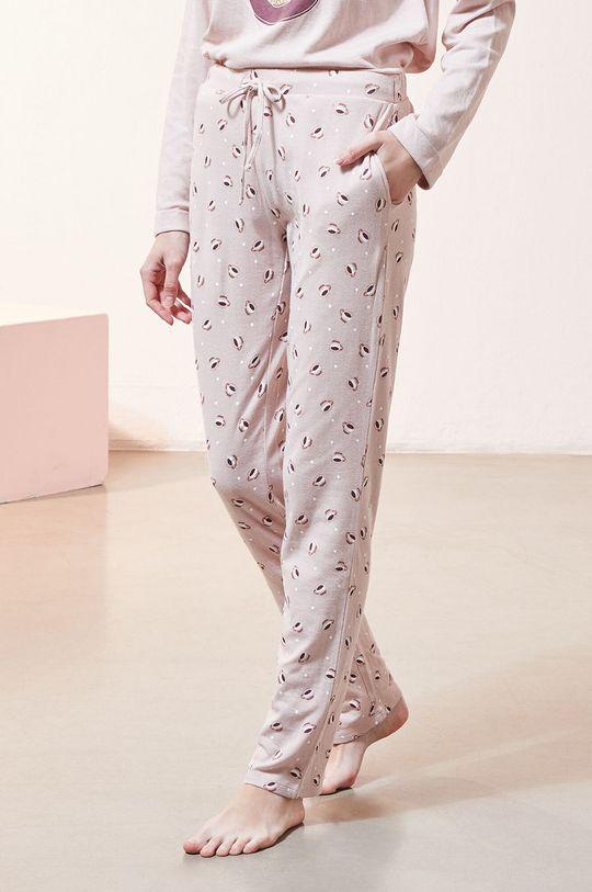 pastelová Etam - Pyžamové kalhoty FEDO