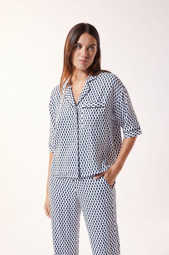 lawendowy Etam - Koszula piżamowa Madden Damski