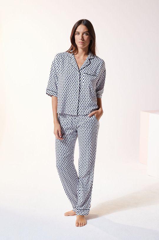 Etam - Koszula piżamowa Madden lawendowy