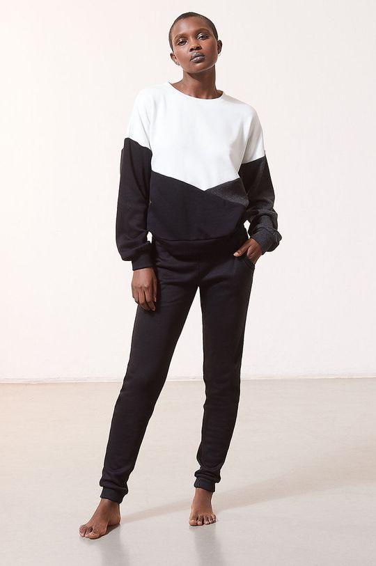 Etam - Bluza piżamowa Leely czarny