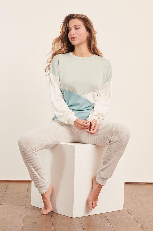 Etam - Bluza piżamowa LEELY cyraneczka