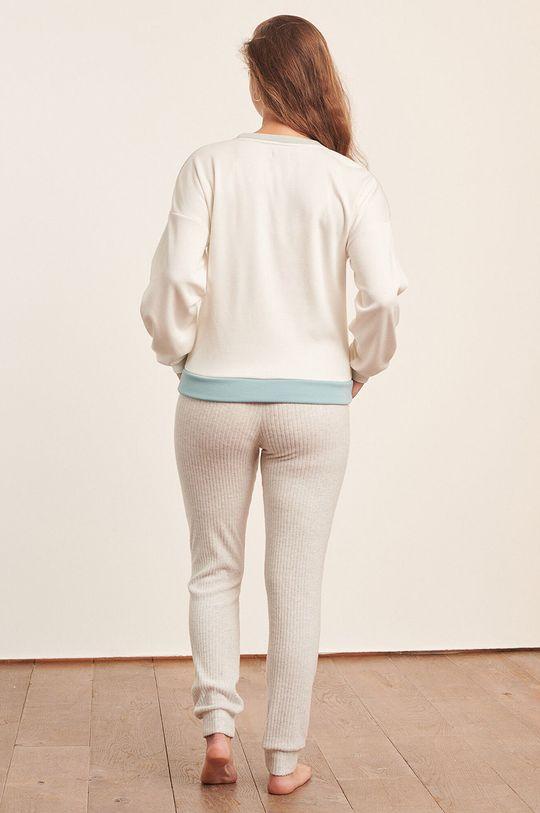 Etam - Bluza piżamowa LEELY 5 % Elastan, 62 % Poliester, 33 % Wiskoza